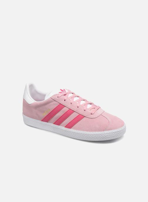 adidas gazelle j rosa