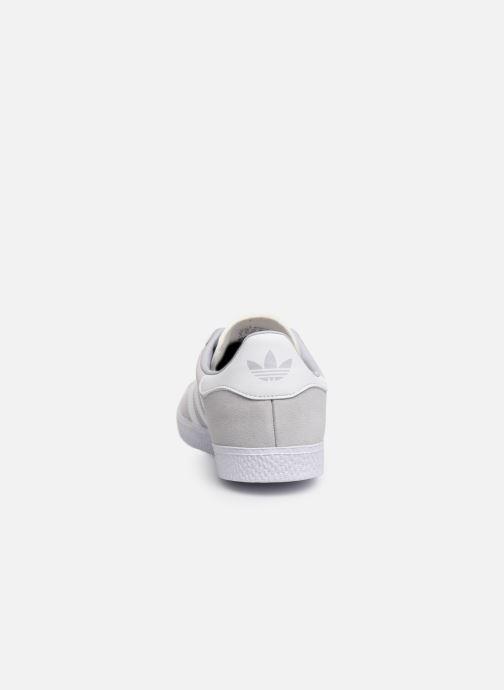 Sneakers adidas originals Gazelle J Azzurro immagine destra