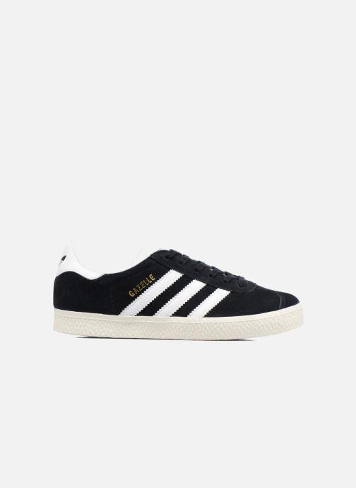 Sneakers adidas originals Gazelle C Zwart achterkant