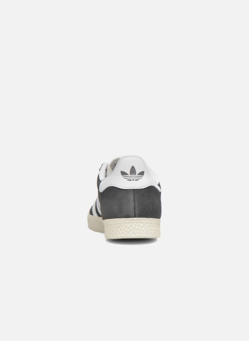 Trainers adidas originals Gazelle C Grey view from the right