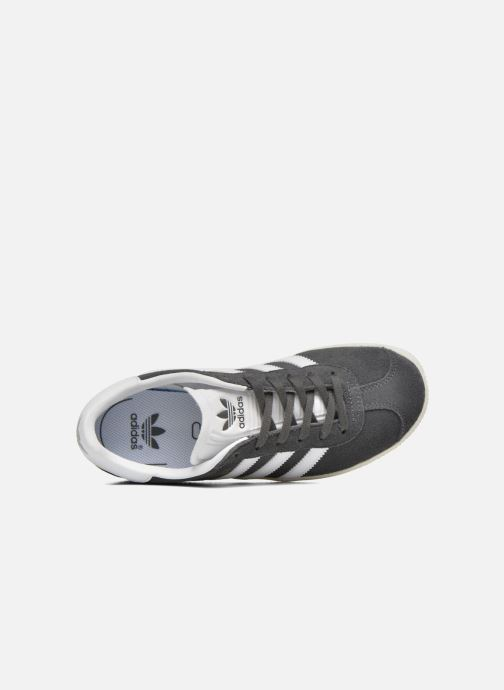 Trainers adidas originals Gazelle C Grey view from the left