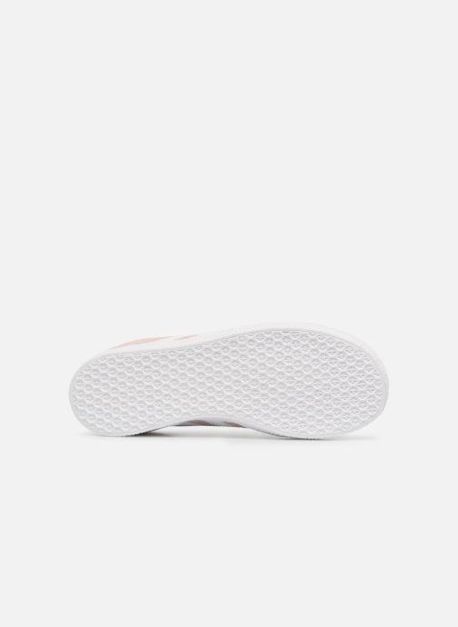Sneakers adidas originals Gazelle C Roze boven