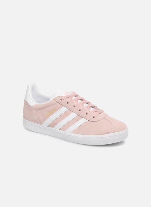 Sneaker adidas originals Gazelle C rosa detaillierte ansicht/modell