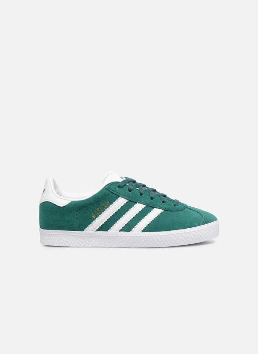 Sneakers Adidas Originals Gazelle C Verde immagine posteriore