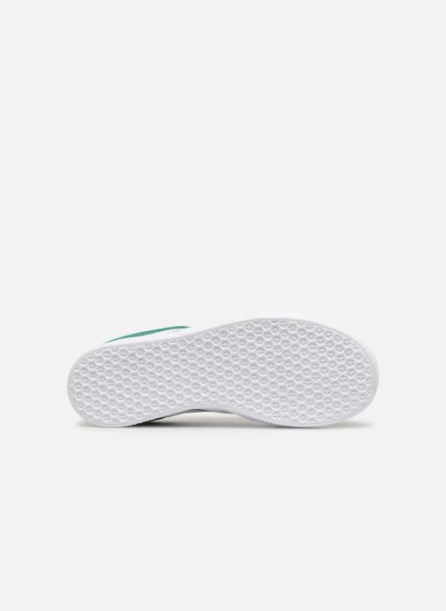 Sneakers Adidas Originals Gazelle C Verde immagine dall'alto