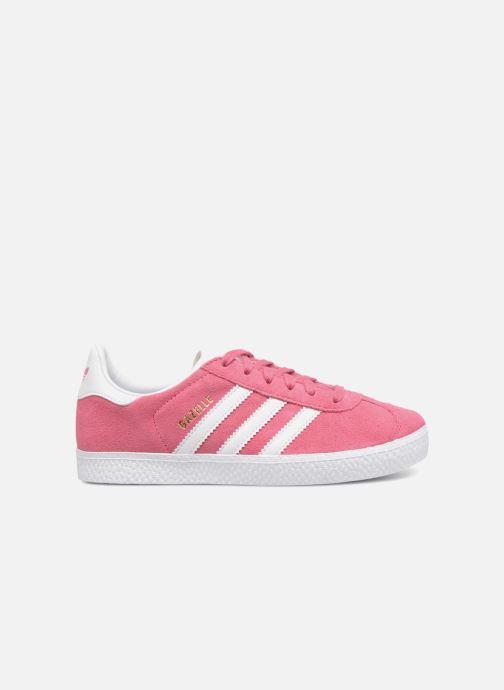 Sneakers Adidas Originals Gazelle C Rosa immagine posteriore