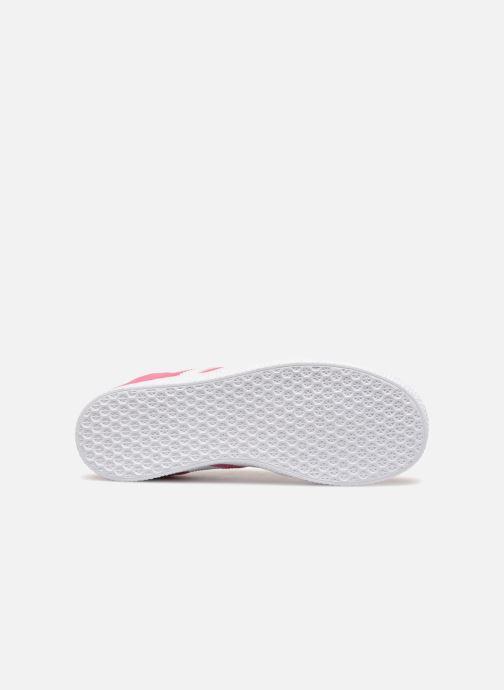 Sneakers Adidas Originals Gazelle C Rosa immagine dall'alto