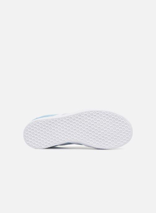 Sneakers Adidas Originals Gazelle C Azzurro immagine dall'alto