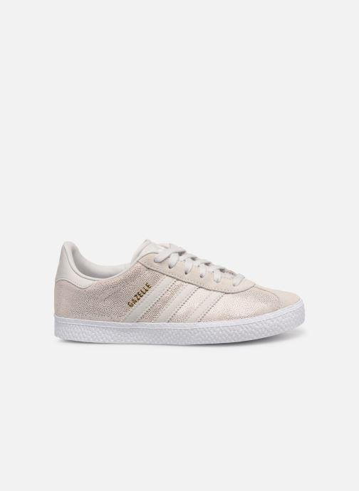 Sneakers adidas originals Gazelle C Grijs achterkant