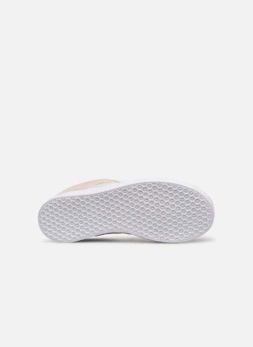 Sneakers adidas originals Gazelle C Grijs boven