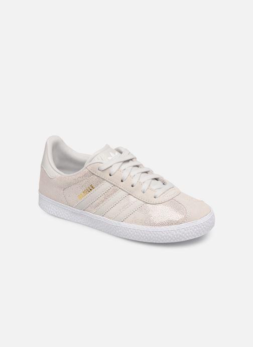 Sneakers adidas originals Gazelle C Grijs detail
