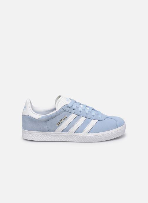 Deportivas adidas originals Gazelle C Azul vistra trasera