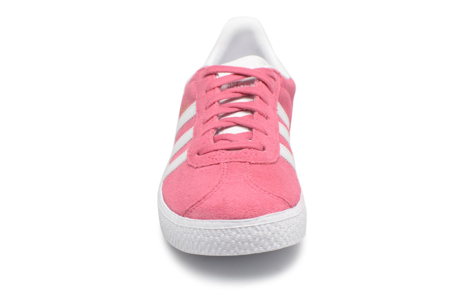 Sneakers Adidas Originals Gazelle C Roze model