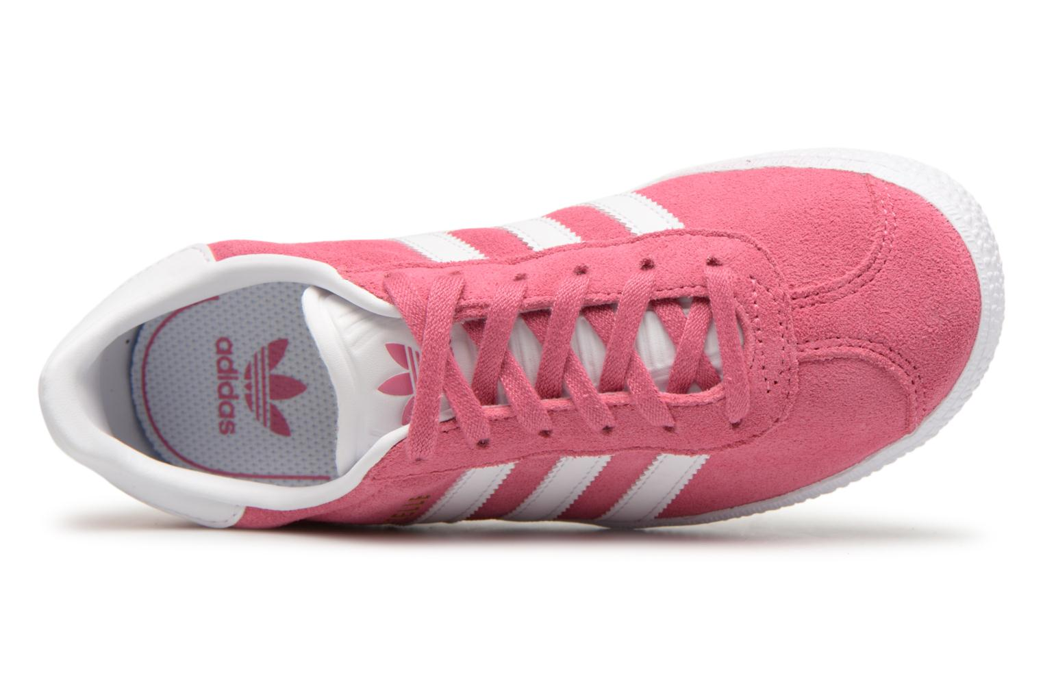 Sneakers Adidas Originals Gazelle C Roze links