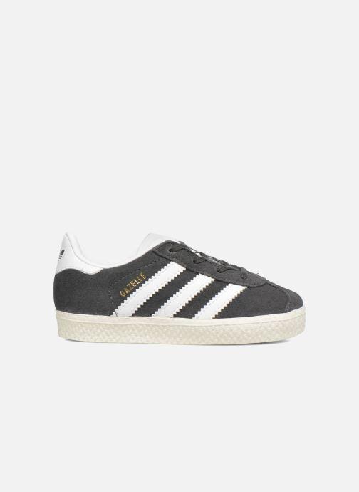 Sneaker adidas originals Gazelle I grau ansicht von hinten