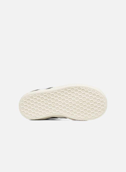 Sneaker adidas originals Gazelle I grau ansicht von oben