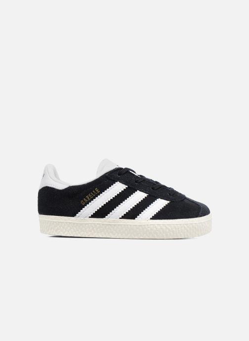 Baskets adidas originals Gazelle I Noir vue derrière