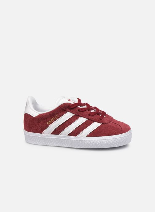 Baskets adidas originals Gazelle I Bordeaux vue derrière