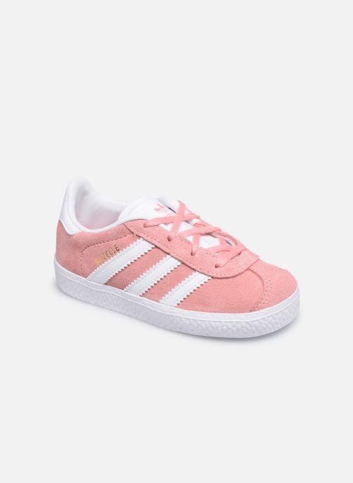 adidas originals Gazelle I (Roze) Sneakers chez Sarenza