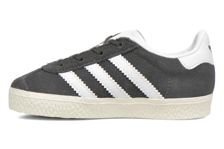 Sneakers Adidas Originals Gazelle I Grå se forfra
