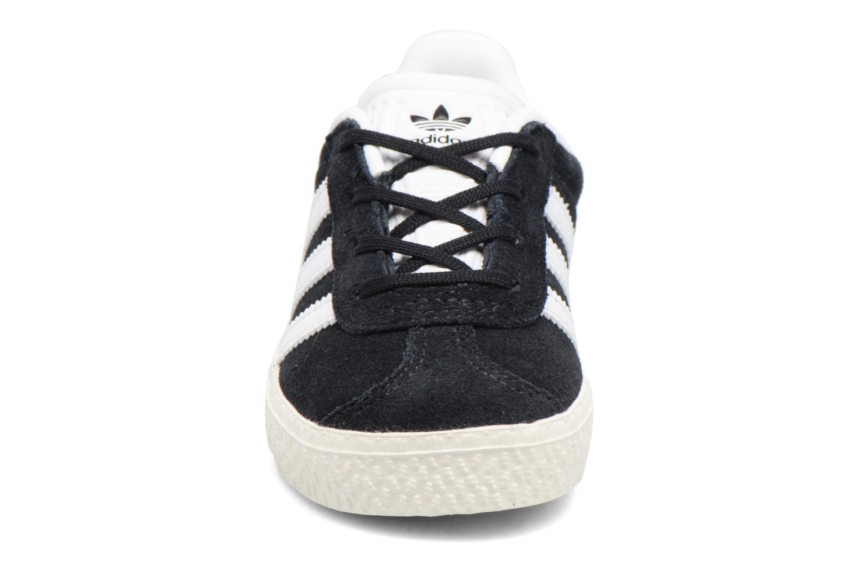 Sneakers Adidas Originals Gazelle I Sort se skoene på
