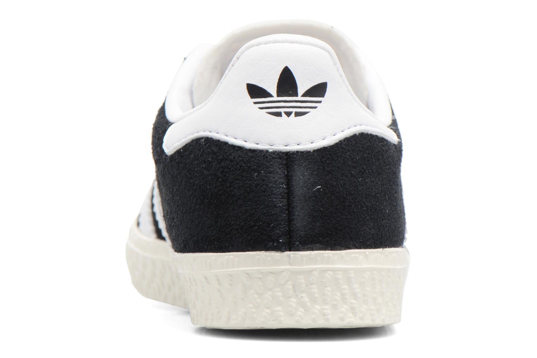 Sneakers Adidas Originals Gazelle I Sort Se fra højre