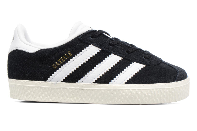 Sneakers Adidas Originals Gazelle I Sort se bagfra