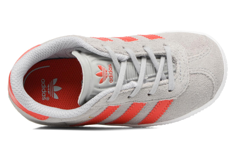 Sneakers Adidas Originals Gazelle I Grå se fra venstre