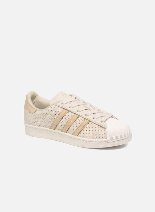 adidas originals Superstar Fashion J (Beige) Baskets chez