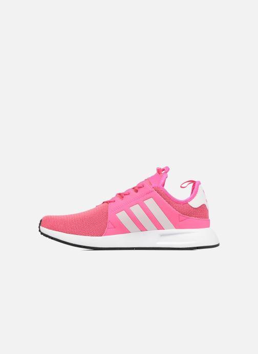 Sneakers adidas originals X_Plr J Rosa immagine frontale