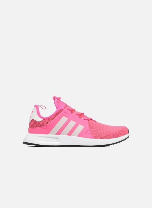 Sneakers adidas originals X_Plr J Roze achterkant