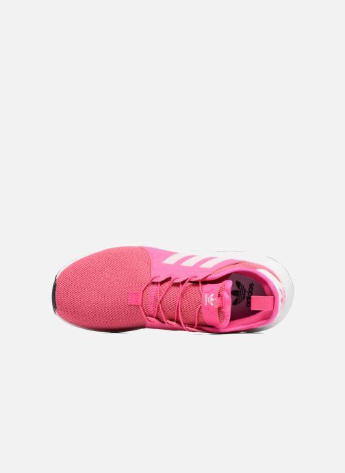 Sneaker Adidas Originals X_Plr J rosa ansicht von links