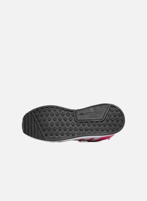 Sneakers adidas originals X_Plr J Rosa immagine dall'alto