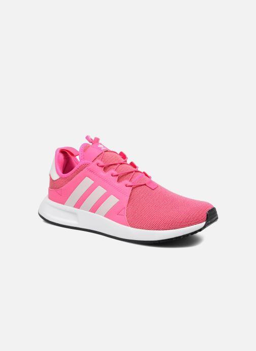 Sneakers adidas originals X_Plr J Roze detail