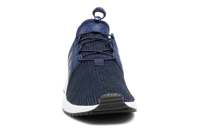 Baskets Adidas Originals X_Plr J Bleu vue portées chaussures