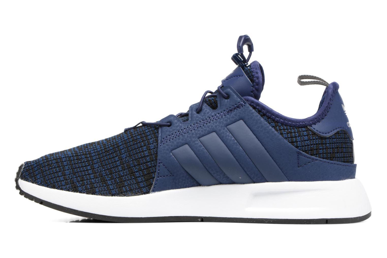 Baskets Adidas Originals X_Plr J Bleu vue face