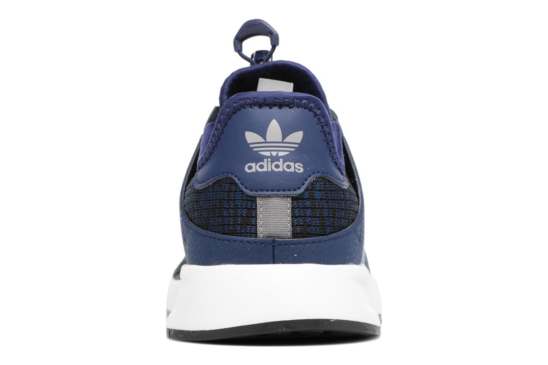 Baskets Adidas Originals X_Plr J Bleu vue droite