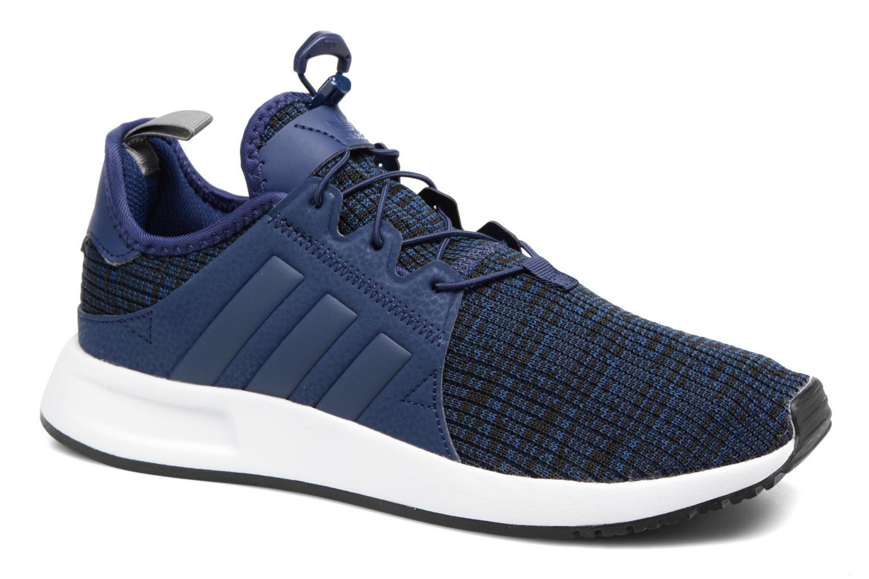Baskets Adidas Originals X_Plr J Bleu vue détail/paire