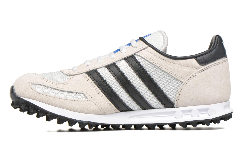 Sneakers Adidas Originals La Trainer J Beige immagine frontale