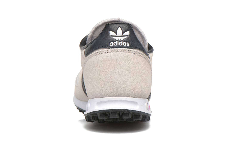 Sneakers Adidas Originals La Trainer J Beige immagine destra