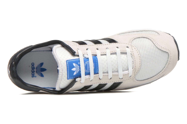 Sneakers Adidas Originals La Trainer J Beige immagine sinistra