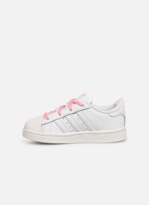 Trainers adidas originals Superstar I White front view