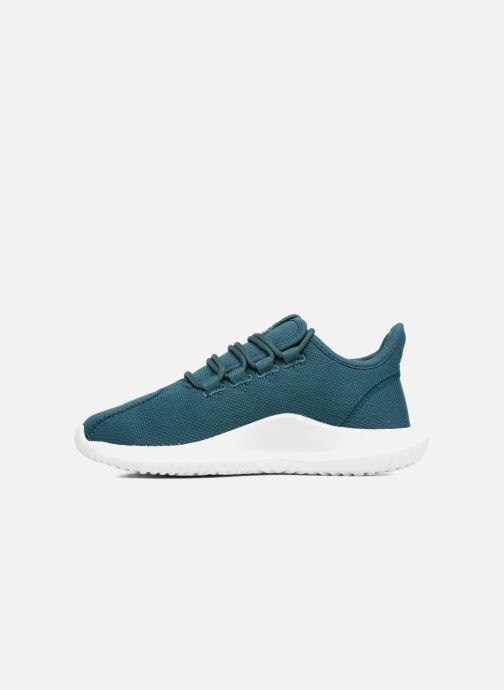 Sneaker adidas originals Tubular Shadow J grün ansicht von vorne