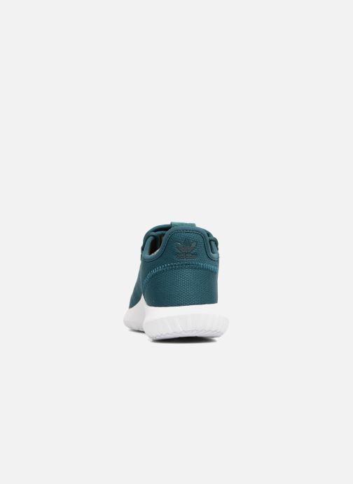 Sneaker Adidas Originals Tubular Shadow J grün ansicht von rechts