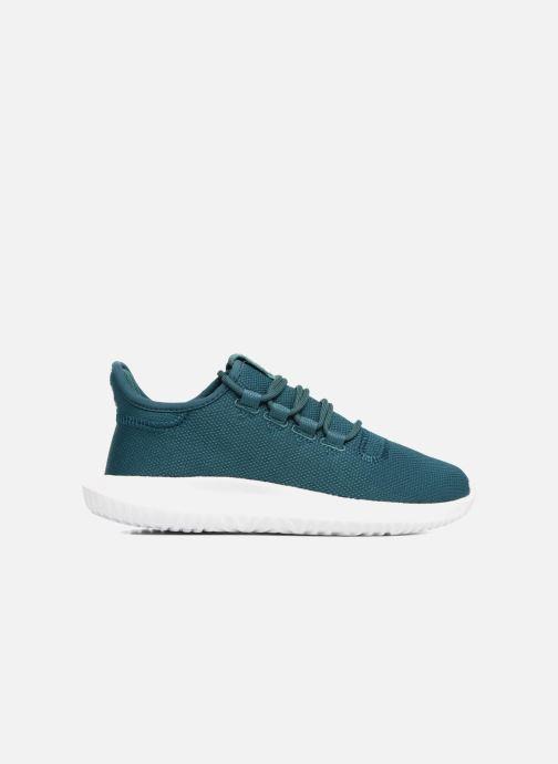 Sneaker Adidas Originals Tubular Shadow J grün ansicht von hinten