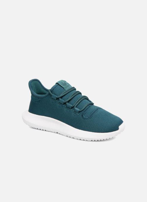 Sneaker adidas originals Tubular Shadow J grün detaillierte ansicht/modell