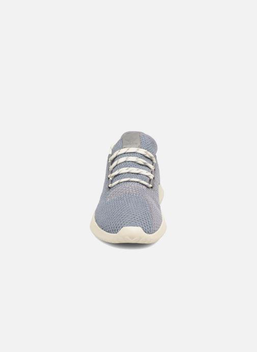 Deportivas adidas originals Tubular Shadow J Gris vista del modelo