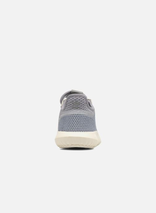 Trainers adidas originals Tubular Shadow J Grey view from the right