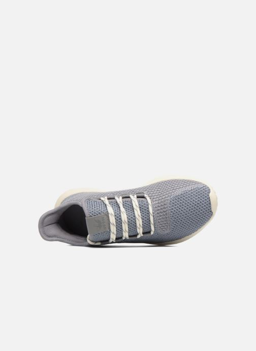Trainers adidas originals Tubular Shadow J Grey view from the left