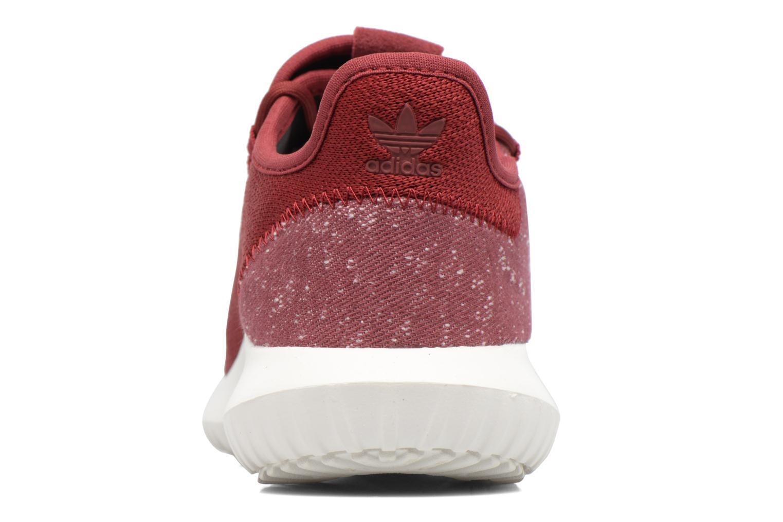 Sneakers Adidas Originals Tubular Shadow J Bordò immagine destra